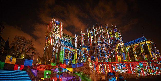 festival la nuit des Chimères