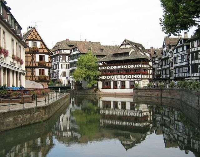 Petite France - Strasbourg (Bas-Rhin)