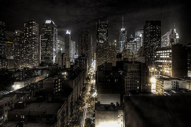 New York, une nuit d'Aout
