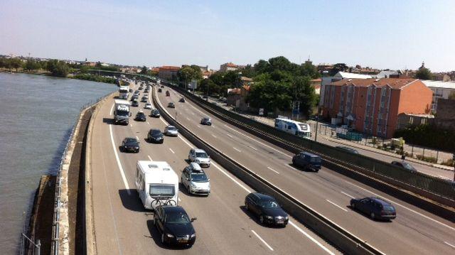 Autoroute A7 à Valence