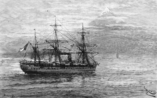 Paquebot des messages maritimes