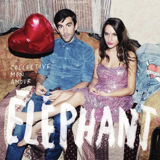 Collective mon amour - Eléphant