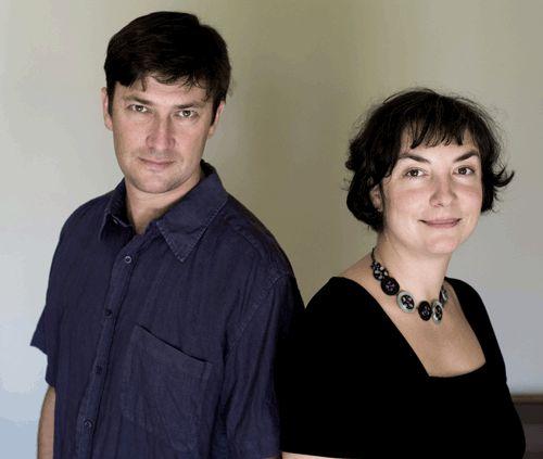 Vincent Baudriller et Hortense Archambault - © Ilka Kramer