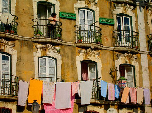 Le quartier résidentiel de l'Alfama, Lisbonne