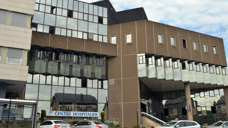 L'hôpital de Guéret.
