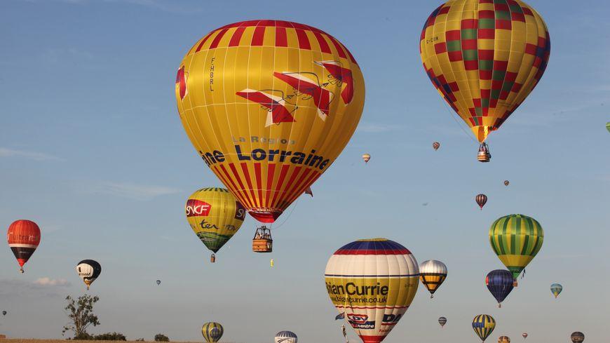 Mondial Air Ballons montgolfière Lorraine