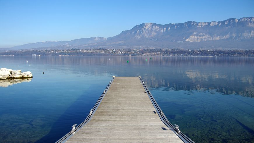 Lac de Chambéry