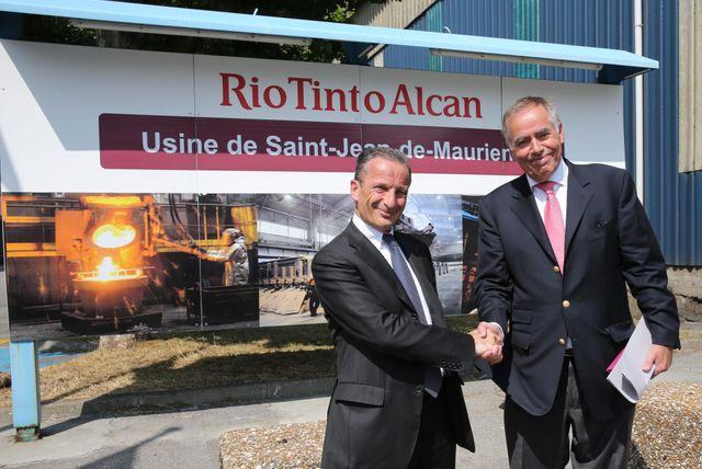 Accord signé pour la reprise de Saint-Jean-de-Maurienne