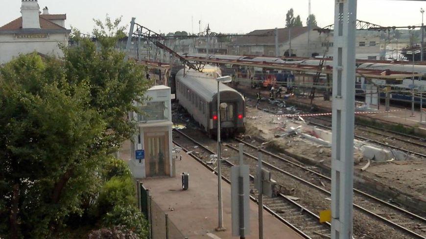 L'accident du train à Brétigny le 12 juillet 2013 est le plus meurtrier en France depuis 25 ans