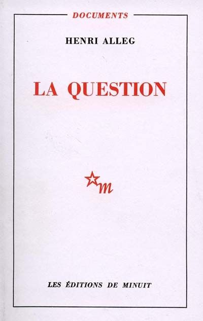 La question Alleg