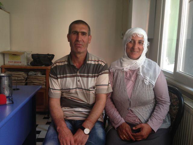Couple Kurde