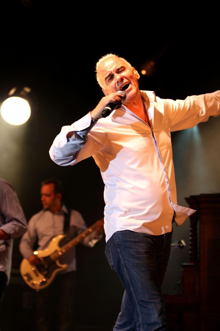 Michel Fugain Fête de la musique 2013 Photo 11