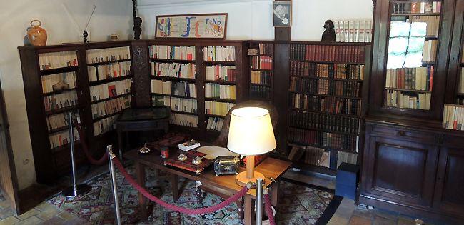 Maison Aragon_Le bureau d'Aragon