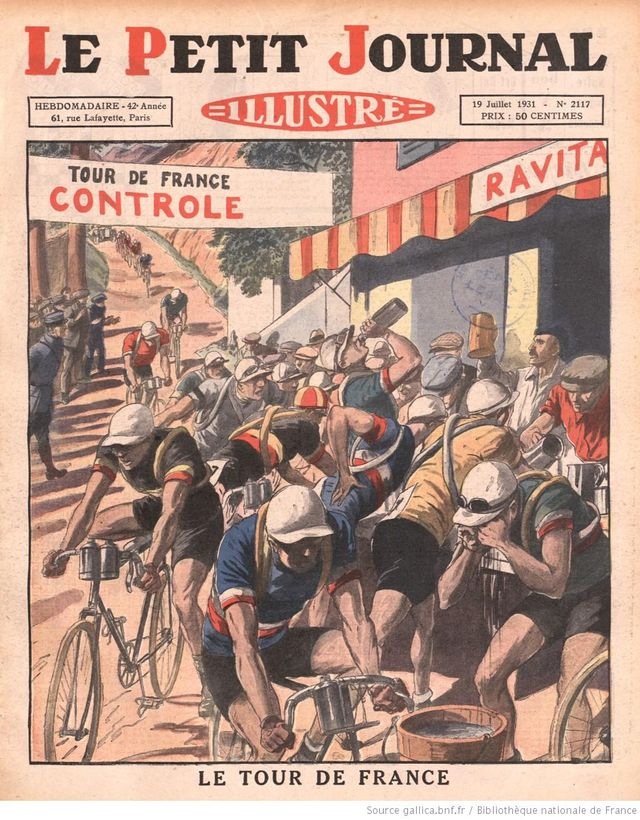 1931 Le Petit Journal Illustré