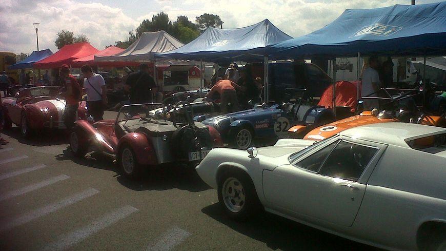 400 voitures se produisent à Le Mans Story cette année