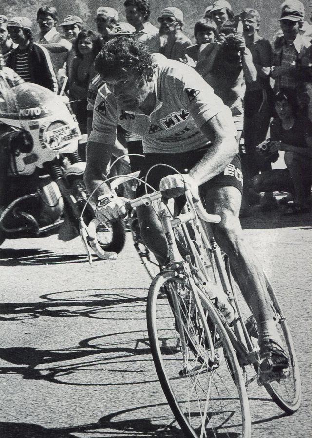 Bernard Thevenet à Serre-Chevallier (TDF 1975)