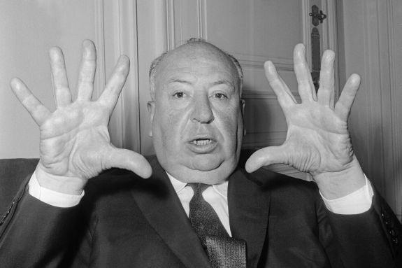 Hitchcock et le cadrage