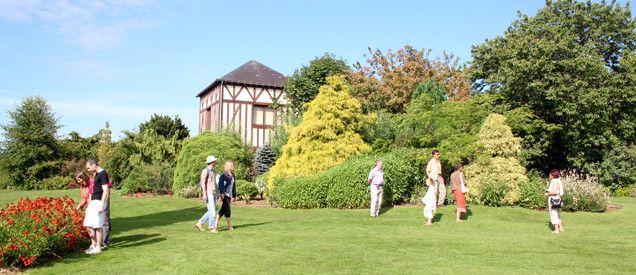 Jardin des Renaudies