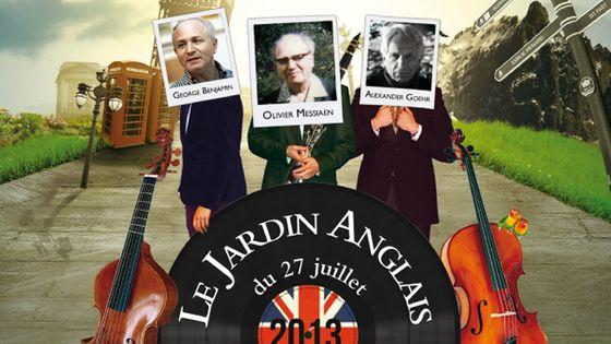 Affiche festival Messiaen 2013