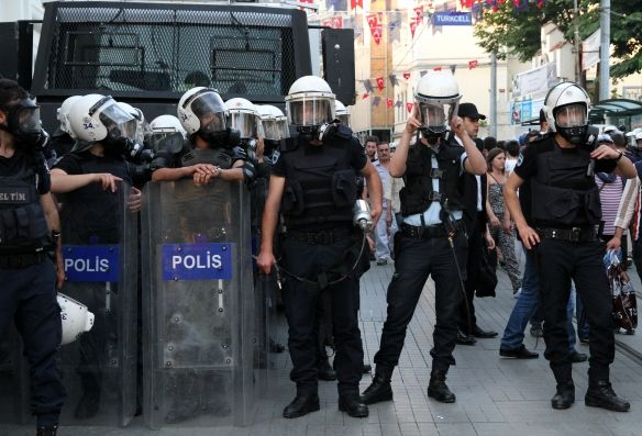 Policiers - Istanbul