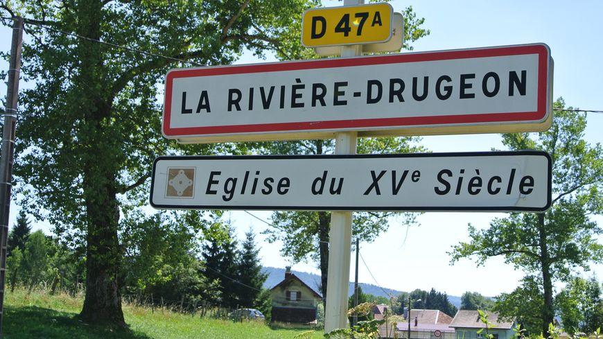 Panneau La Rivière-Drugeon