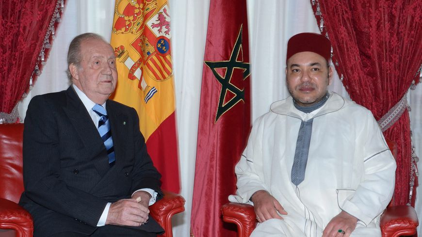 L'annonce des grâces a eu lieu quelques jours après une rencontre entre Mohamed VI et le roi d'Espagne Juan Carlos