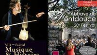 Fontdouce et Fontfroide : deux festivals à suivre sur France Musique