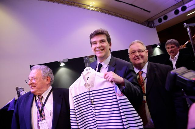 "Montebourg et le ""made in France"""