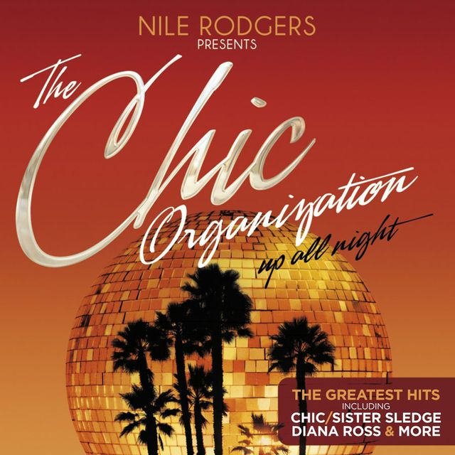 Nile Rodgers CD