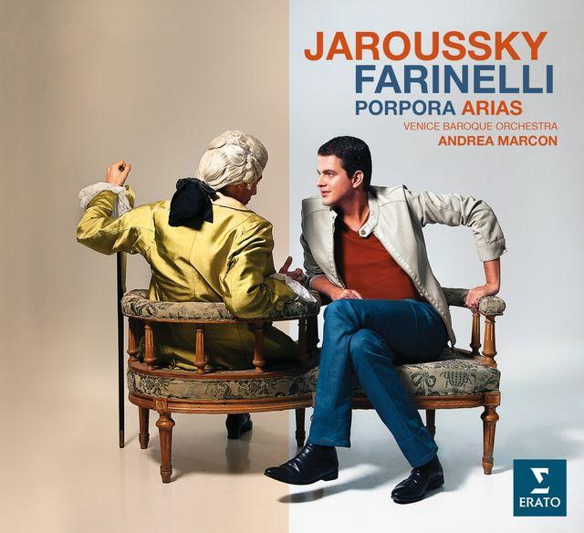 Porpora : Air pour Farinelli par Philippe Jaroussky