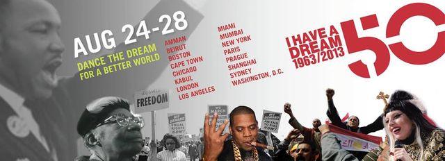 Dance the dream célèbre les 50 ans du discours de Martin Luther King