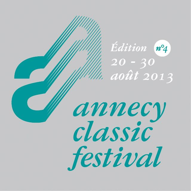 Affiche Annecy Classic Festival 2013