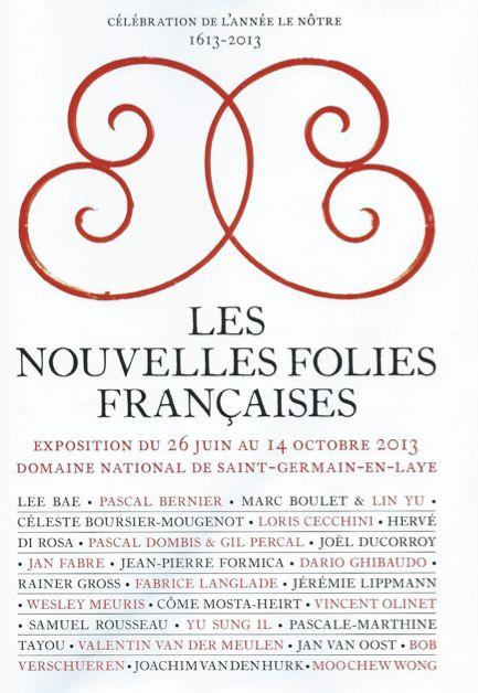 Les nouvelles folies françaises