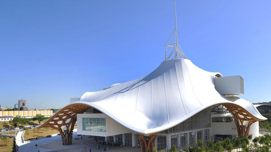 Le centre Pompidou Metz