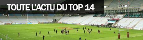 rugby actu top 14