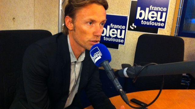 L'invité de France Bleu Toulouse : Régis Godec (EELV)