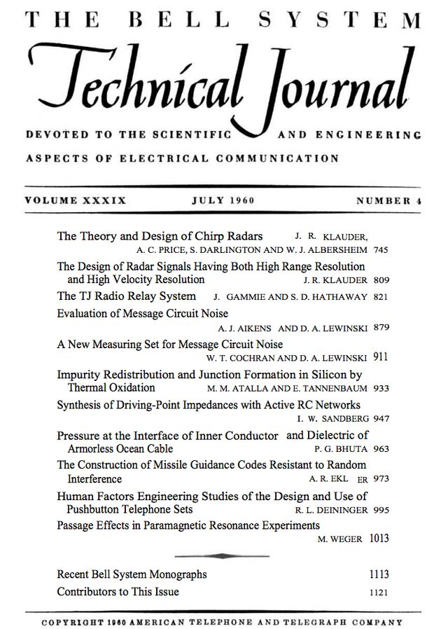 Human Factors Engineering Studies of the Design and Use of Pushbutton Telephone Sets
