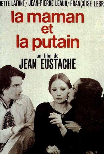 """""""La Maman et la Putain"""", Jean Eustache, 1973"""