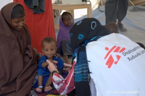 MSF quitte la Somalie