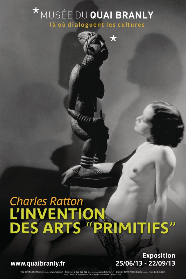 Exposition Charles Ratton au quai Branly