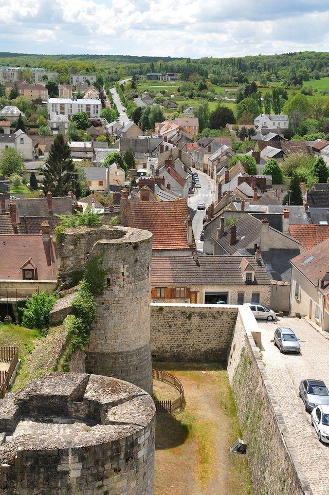 Chateau Fort Dourdan (Essonne)