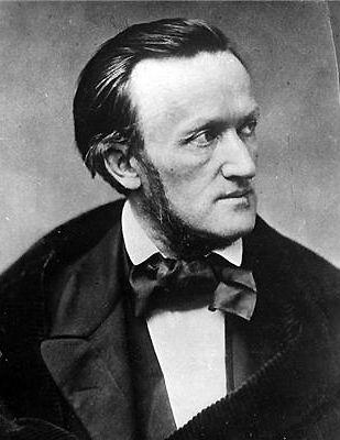 Richard Wagner photographié par Pierre Petit et Antoine Trinquart