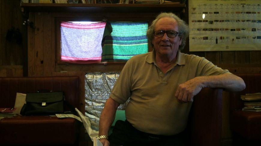 """Il y a quelques années, Roberto Camaioli avait un restaurant dans le centre-ville de Bordeaux : le """"Toscane"""""""
