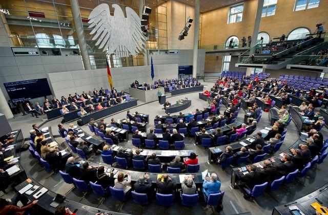 Bundestag - Parlement Allemagne