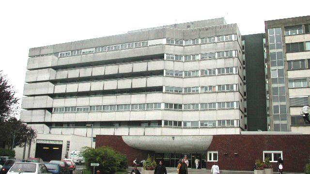 Hôpital Belfort Montbéliard CHBM