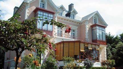 La maison Dior à Granville