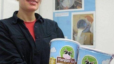 Les glaces Marguerice