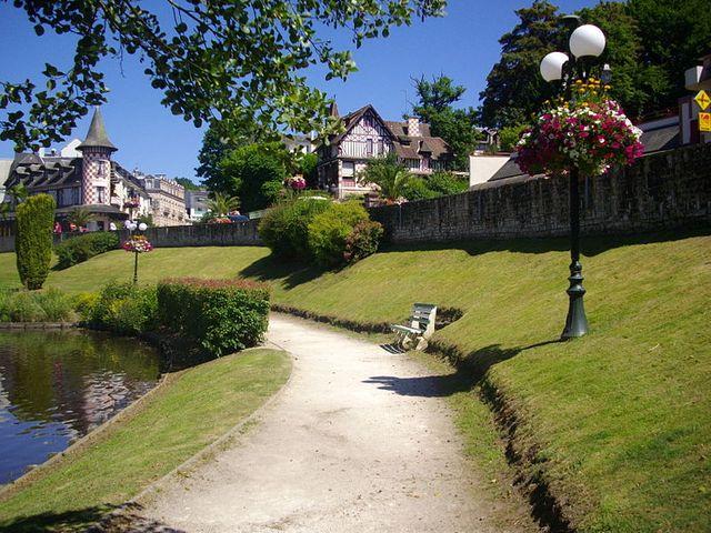 Jardin du Lac, Bagnoles-de-l'Orne