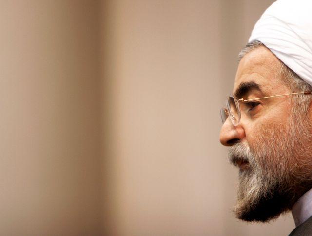 Hassan Rohani, le nouveau président iranien