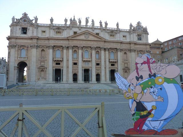 au Vatican